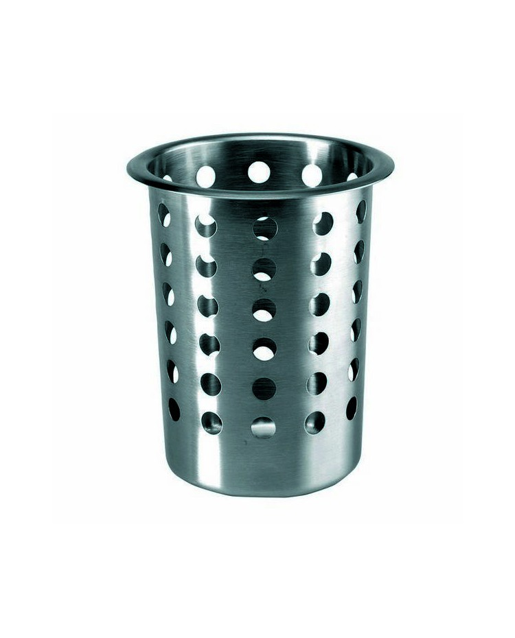 Vaso Inox Cuberteria D 12X14 Cm  - Lacor 33125