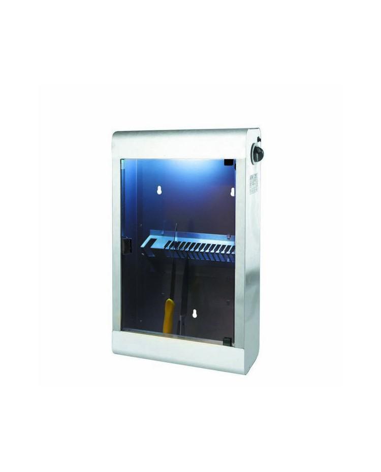 Armario Esterilizador Cuchillos 10 Unid  - Lacor 39012