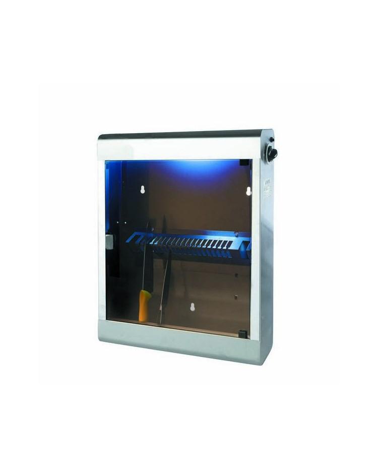 Armario Esterilizador 20 Cuchillos Ozono - Lacor 39124