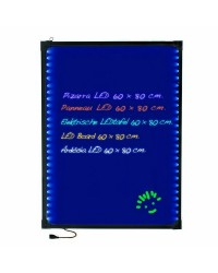 Pizarra Electrica Leds 60X80 Cm  - Lacor 39160