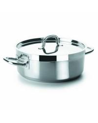 Cacerola Con Tapa D.20 Cm Chef-Luxe  - Lacor 54020
