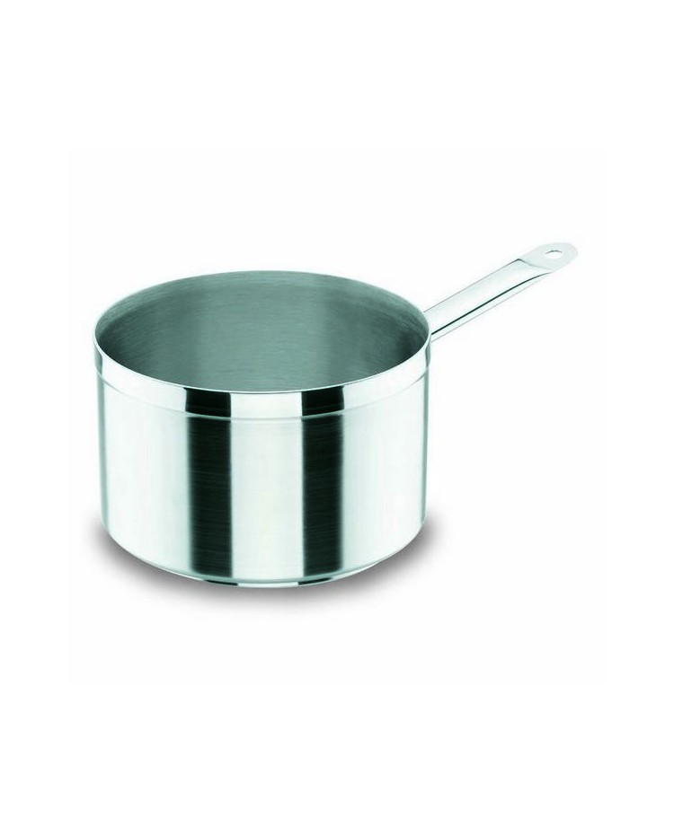 Cazo Recto Alto D.16 Cm Chef-Luxe  - Lacor 54217
