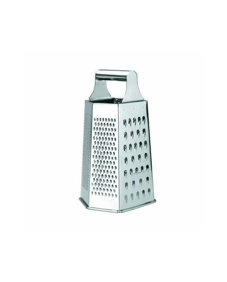 Rallador Inox 6 Caras  - Lacor 60307
