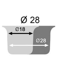 Hervidor Extensible 28 Cms. - Lacor 60348