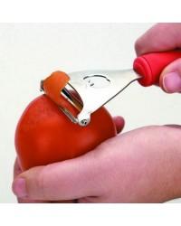 Pelador Tomate Transversal Dentado - Lacor 60352