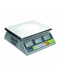 Bascula Electronica Con Base Cuadrada 30Kg - Lacor 61730