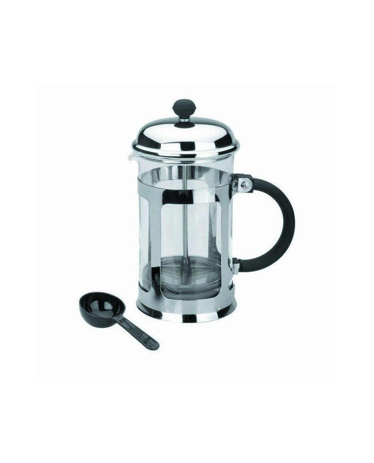 Cafetera Cristal Tipo Rusa 0.35 Lts.  - Lacor 62153