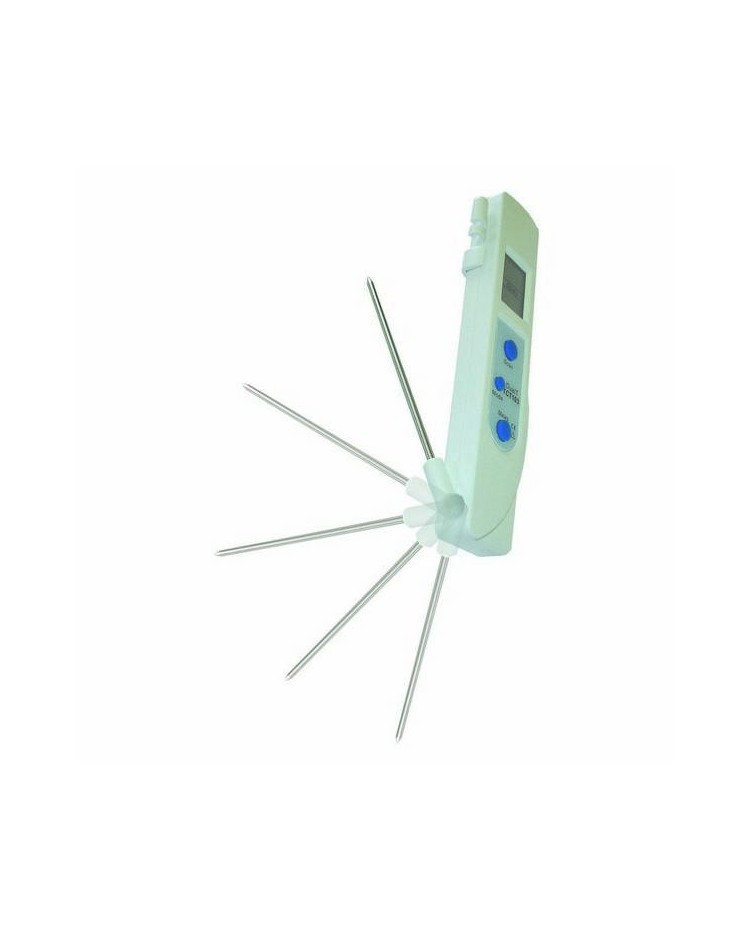 Termëmetro Dual Infrarrojos+Sonda  - Lacor 62458
