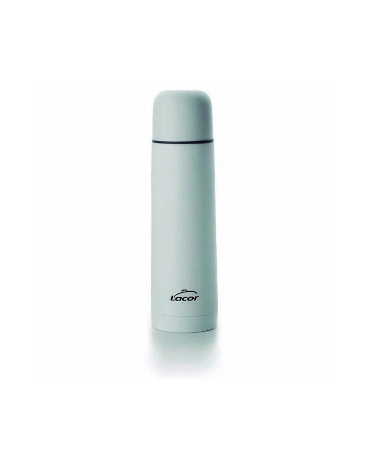 Recipiente Termo White 0,5 L Inox18/10 - Lacor 62577