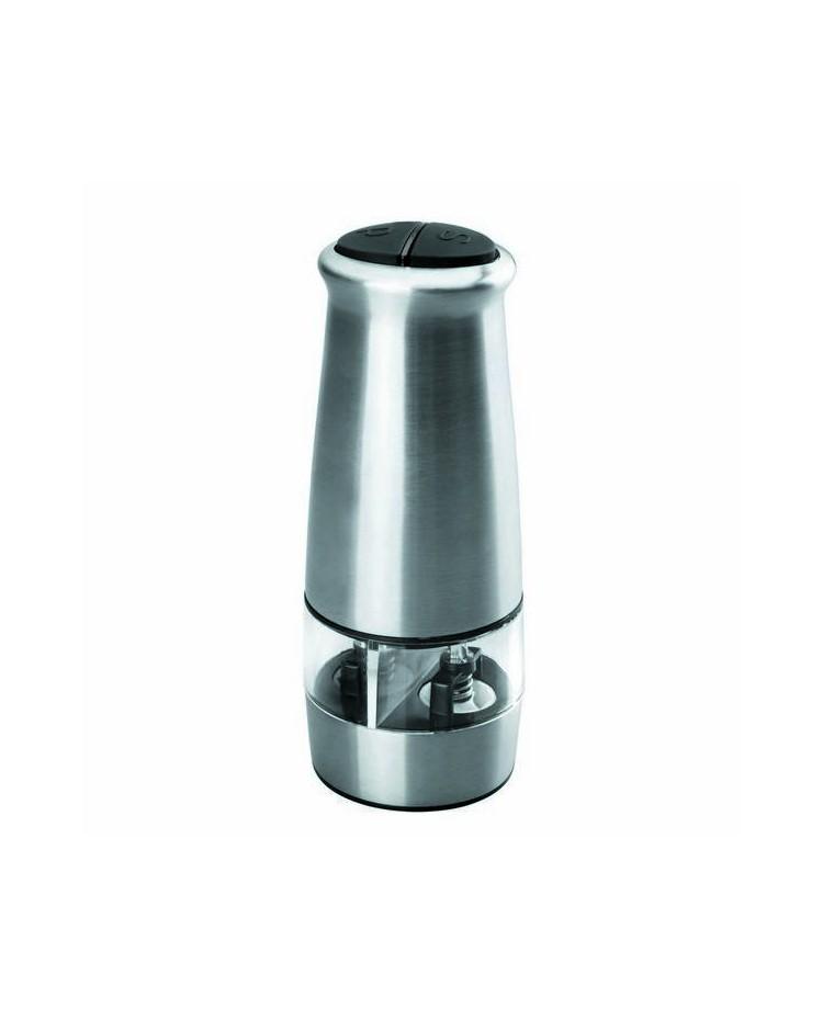 Molinillo Dual Pimienta-Sal Electrico  - Lacor 62824