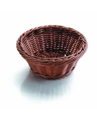 Cesta De Pan Redonda Marron 19X19X8 - Lacor 63871