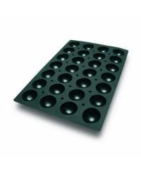 Molde Sil. 60X40 Cm. Semiesfera 70X35 Mm - Lacor 66761