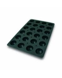 Molde Sil. 60X40 Cm. Muffin 69X39 Mm  - Lacor 66766