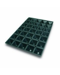 Molde Sil. 60X40 Cm. Piramide 65X65X35Mm - Lacor 66768
