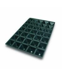 Molde Sil. 60X40 Cm. Piramide 65X65X35Mm - Lacor 66768