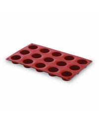 Molde Silicona Petit Four 15 Cavidades  - Lacor 66827