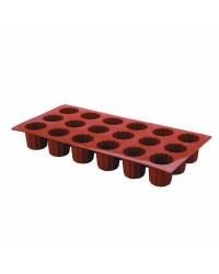 Molde Silicona Mini-Bordelais 15 Cavidad - Lacor 66844