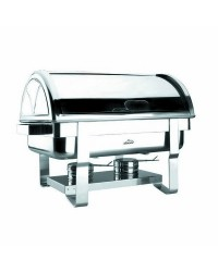 Chafing Dish Roll Top Gn 1/1  - Lacor 69001