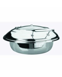 Chafing-Dish Luxe Redondo 37 Cms. 6 Lts. - Lacor 69096