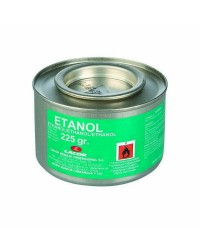 Lata De Gel Combustible Ethanol 225 Gr  - Lacor 69108