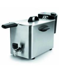 Freidora Electrica 4 Lts. 2500 W.Con Grifo - Lacor 69134