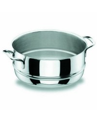 Cacerola Vapor 20 Cm. Gourmet - Lacor 90420
