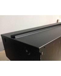 Chimeneas Eléctricas Cassette OMC 500M sin efecto