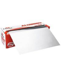 Bobina Film Aluminio 40Cmx300Mts - 11U  - Lacor 10430