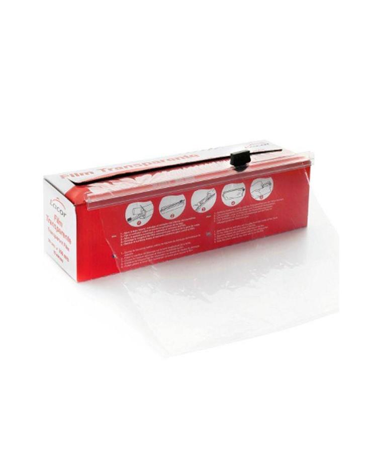 Bobina Film Transparente 45Cmx300Mts 10U - Lacor 11430