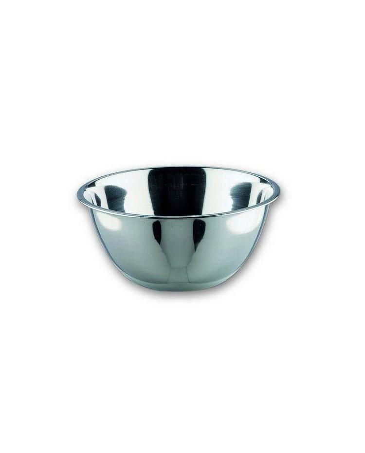 Bol Conico Inox -Garinox- 24 Cm 2,8L.  - Lacor 14025