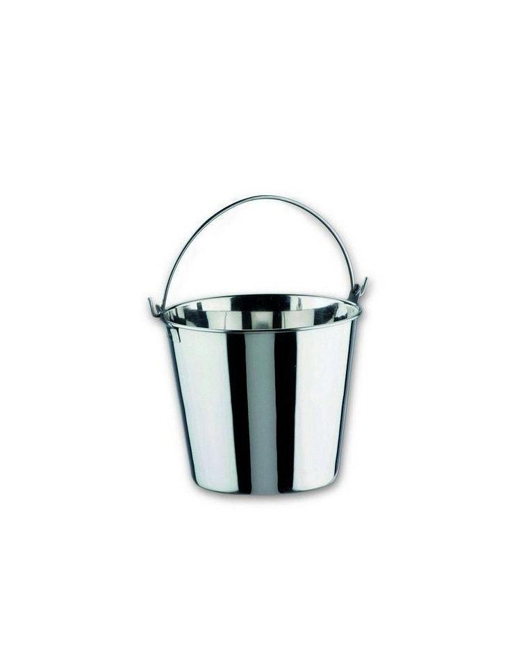 Cubo Inox -Garinox- 20 Cm 3L.  - Lacor 14119