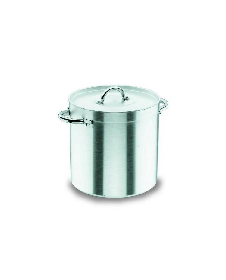 Olla Recta Con Tapa 40 Cms. Chef  - Lacor 20140