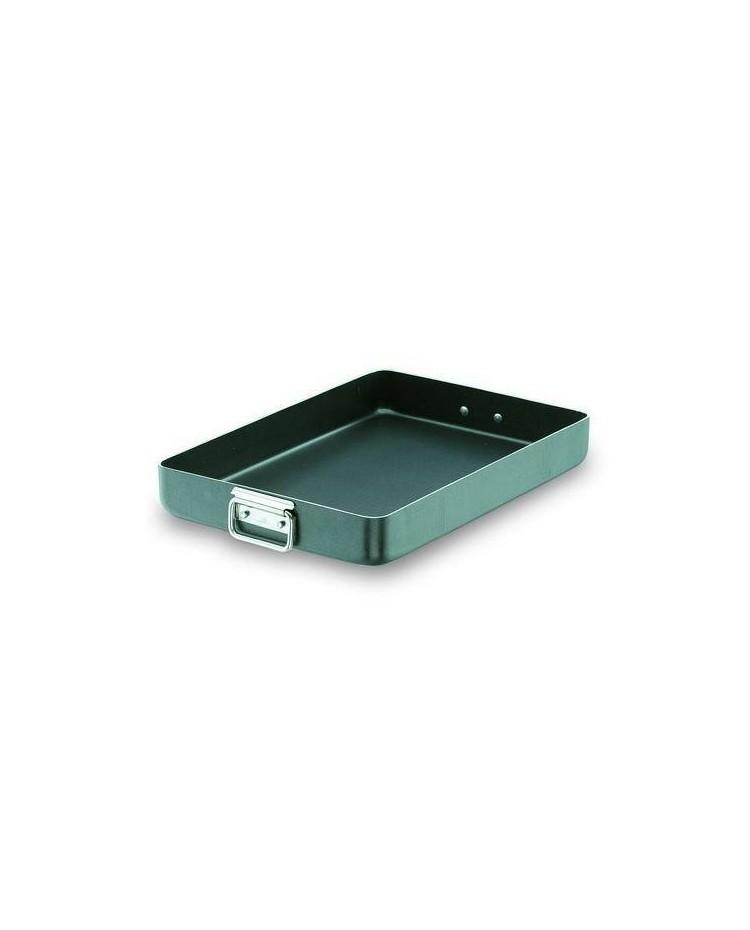Rustidera Robust Con Asas Abatibles 50 Cm Aluminio Antiad.  - Lacor 23550A