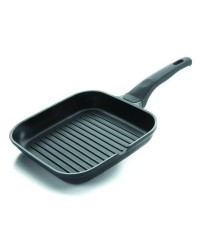 Grill Aluminio Fund.Induccion 28X28 Cms  - Lacor 25529