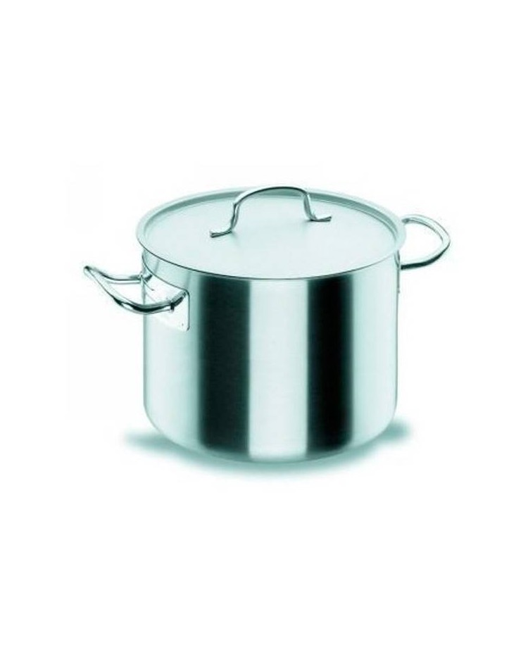 Olla Baja R.24 Chef-Inox.  - Lacor 50123