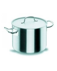 Olla Baja R.28 Chef-Inox.  - Lacor 50127
