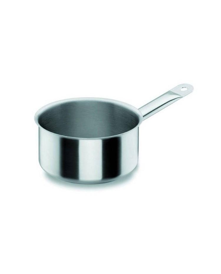 Cazo Recto 14 Cms. Chef-Inox.  - Lacor 50214