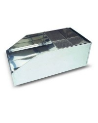 Harinero Mediano 18X50X26,5 Inox 18/10 - Lacor 50450