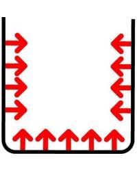 Cacerola Trimetal 18 Cm - Lacor 53018