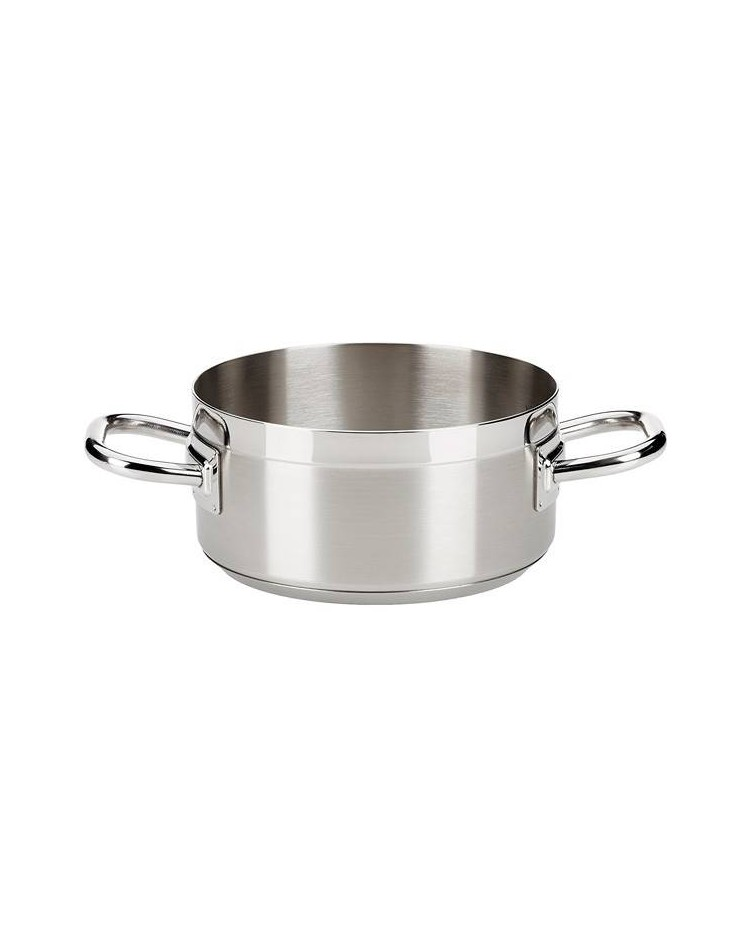 Cacerola Sin Tapa D.24 Cm Chef-Luxe  - Lacor 54024S