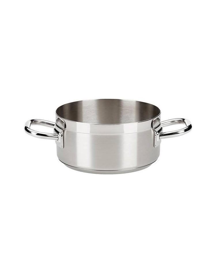 Cacerola Sin Tapa D.36 Cm Chef-Luxe  - Lacor 54036S
