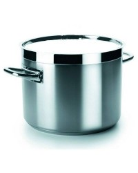 Olla Baja Sin Tapa D.24 Cm Chef-Luxe - Lacor 54123S