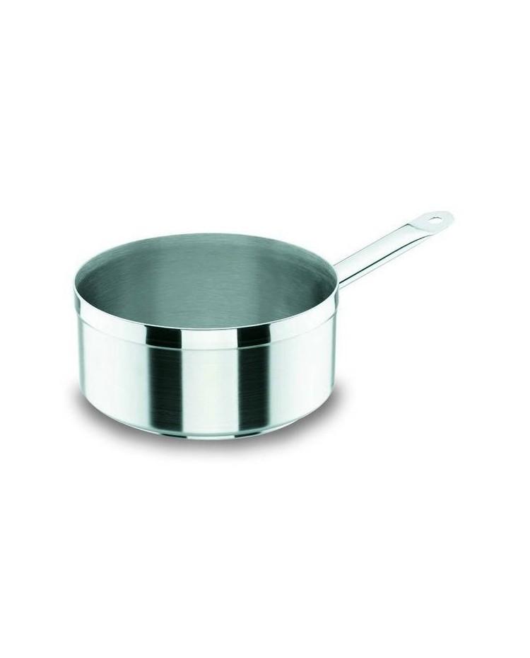 Cazo Recto D.14 Cm Chef-Luxe  - Lacor 54214
