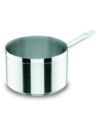 Cazo Recto Alto D.24 Cm Chef-Luxe  - Lacor 54225