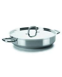 Paellera Sin Tapa D.50 Cm Chef-Luxe  - Lacor 54650S