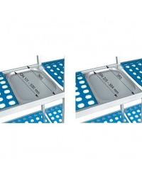 Estant.Simple 1750X385X1037 Mm 5 Est.  - Lacor 55486