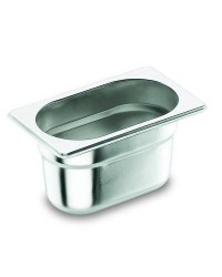 Bandeja Gastronorm 1/4 H20  - Lacor 66402