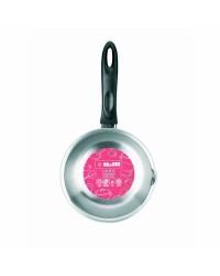 Caja de 6 uds de Cazo Acero Inoxidable Con Pico 10 Cms,  Valida Para Todas Las Cocinas Ibili 665210
