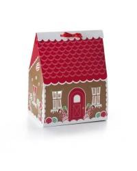 Caja de 12 uds de Caja Para Cookies-Bombones Casita Ibili 739500