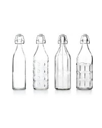Caja de 6 uds de Botella 1 Lt Ibili 740101